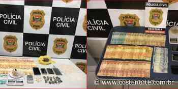 Polícia Civil de Teodoro Sampaio deflagra operação de combate ao tráfico - Jornal Costa Norte