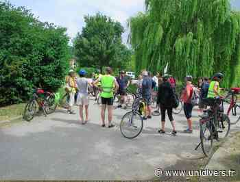 Balade à vélo – de Bures à Limours par l'aérotrain Maison de l'écologie et de la transition samedi 8 mai 2021 - Unidivers