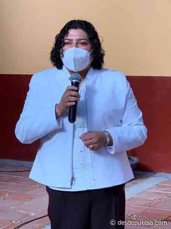 Obras deportivas, en el Hospital General y zócalo de San Andres Cholula, anunció Karina Pérez este miércoles - desdepuebla.com - DesdePuebla