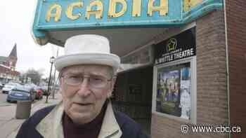 Wolfville mourns man who helped run Acadia cinema for half a century - CBC.ca