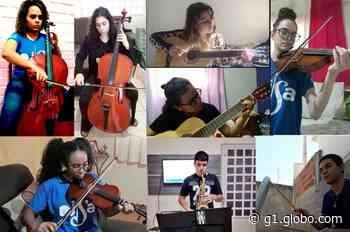 Orquestra Jovem de Ilha Solteira abre inscrições para aulas gratuitas de instrumentos - G1