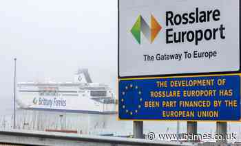 After Brexit, Irish port becomes new gateway to EU