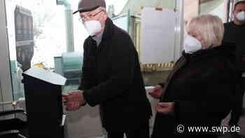 Impfung Oberrot: Gemeinde ruft erneut zur Nachbarschaftshilfe auf - SWP