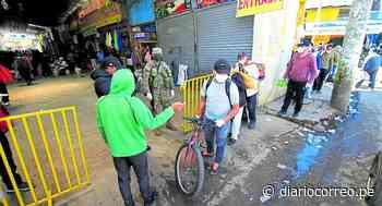 Mercados atenderán hasta las 4 de la tarde en Chilca, Huancayo y El Tambo - Diario Correo