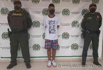 Sujeto fue capturado por acosar a una menor de edad en Suaza Huila - Alerta Tolima