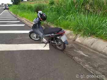 Morre no Hospital Regional motociclista vítima de acidente com caminhão em Pirapozinho - G1