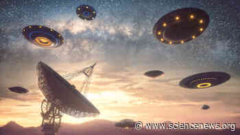 Top 10 questions I'd ask an alien from the Galactic Federation - Science News