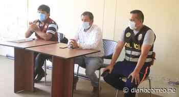 Municipio de Santiago de Cao reforzará medidas sanitarias para reducir contagios de Covid-19 - Diario Correo