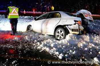 Two separate collisions closes Peacekeepers Way near Conception Bay South on Sunday night - TheChronicleHerald.ca