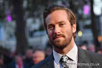 Armie Hammer exits 'The Offer' amid social media scandal