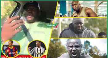 (Vidéo) Balla Gaye 2 : «Mak Modou Lô Derby La, May Messi Mouy CR7, Waya Eumeu Sène Ak B52 Dinagne Fay Bor Bi nakh...» - LutteTV - luttetv.com lutte senegalaise