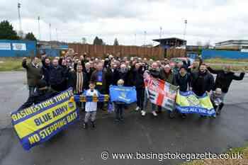 Camrose: Basingstoke Town write open letter to Rafi Razzak - Basingstoke Gazette