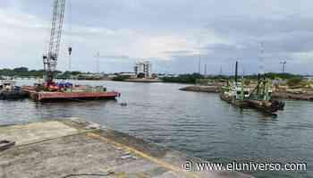 Puerto Bolívar recibirá nuevas grúas y comenzó a construir otro muelle - El Universo
