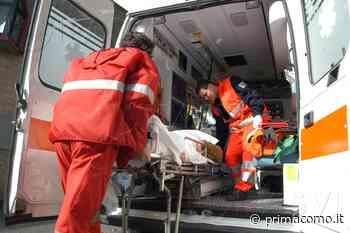Incidente tra auto e scooter, ferito un uomo di Novedrate - Prima Como