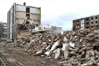 À Reims, le renouvellement urbain se poursuit dans le quartier Orgeval - L'Union