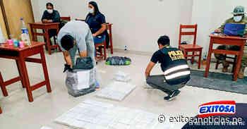 Oxapampa: Caen 'Los Suárez' con 180 kilos de droga, armas y municiones - exitosanoticias