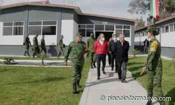 Irresponsable, visita de AMLO a San Luis: Almaguer - Plano informativo