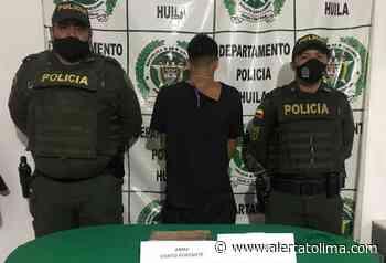Menor de 17 años asesinó a un joven en zona rural de Isnos Huila - Alerta Tolima