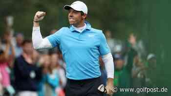 PGA Tour: Rory McIlroy für den Vorsitz des Spielerbeirats nominiert - Golf Post