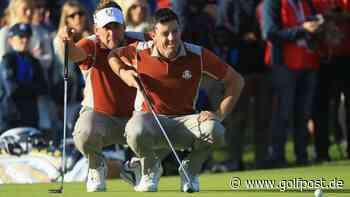 """Ian Poulter: """"Kritik an Rory McIlroy ist nicht gerechtfertigt"""" - Golf Post"""