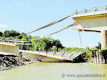 Iniziati i sondaggi per la ricostruzione del ponte di Monchiero - http://gazzettadalba.it/