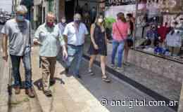Ponderan el impacto positivo de la peatonalización en Villa Adelina - ANDigital
