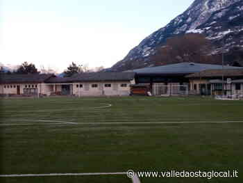 Gressan: Avviato iter per rifacimento spogliatoi campi calcio - Valledaostaglocal.it