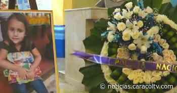 El municipio de Aguadas le dio el último adiós a la pequeña María Ángel Molina - Noticias Caracol