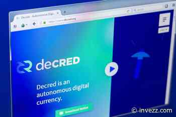 Decred (DCR) update brought LN support, voting, and a new privacy system - Invezz