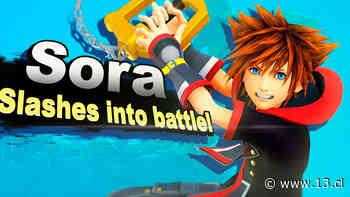 Fighting Games Este mod añade a Sora a Super Smash Bros. Ultimate - 13.cl - 13.cl