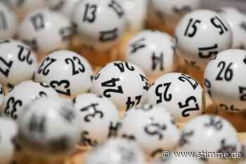 Finanzspritze zum Jahresbeginn für einen Lottospieler aus Schwaigern - STIMME.de - Heilbronner Stimme