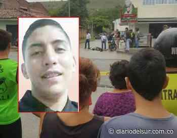 Terrible crimen: Mototaxista fue ultimado a disparos por sicarios en Puerto Gaitán, Meta - Diario del Sur