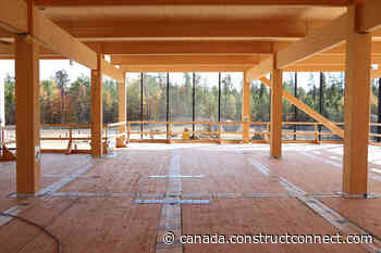 Chalk River Laboratories constructors think 'outside the box' with mass timber - constructconnect.com - Daily Commercial News