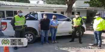 Recuperan camioneta robada en Natagaima - El Nuevo Dia (Colombia)