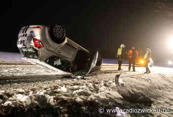 19-Jährige bei Unfall in Meerane verletzt - Radio Zwickau