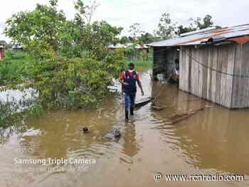 Desbordamiento del río Atrato en el Chocó dejó 5.000 familias afectadas - RCN Radio