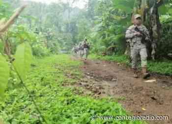 ¿Está intimidando la Fuerza Pública a jóvenes indígenas en Juradó, Chocó? – Contagio Radio - Contagio Radio