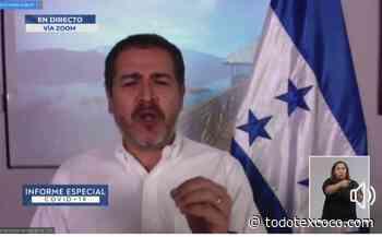 Hospitalizan a Presidente de Honduras por complicaciones respiratorias por Covid-19 - todotexcoco.com