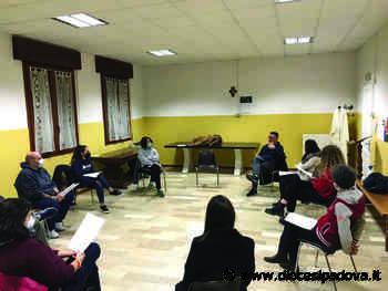 Legnaro. Lectio per giovani in un luogo di fraternità: la casa del Buon Samaritano - Chiesa di Padova - Diocesi di Padova
