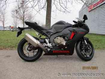 Honda CBR1000RR FIREBLADE ABS 2018 à 12490€ sur CHALON SUR SAONE - Occasion - Motoplanete