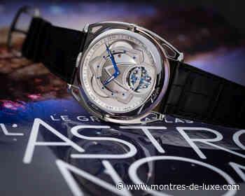 De Bethune DB Kind of Two Tourbillon : une montre, deux visages - Montres-de-luxe.com
