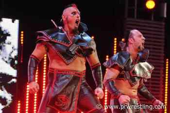 The Ascension se disculpó con varias leyendas tras salida de WWE - PRWrestling