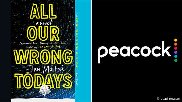 Seth MacFarlane & Amy Pascal Developing TV Adaptation Of Novel 'All Our Wrong Todays' For Peacock - Deadline
