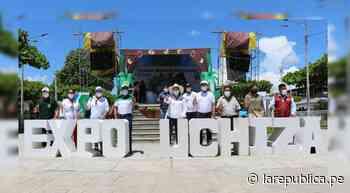 San Martín: productores lograron ventas por 40 mil soles en Expo Uchiza LRND - LaRepública.pe