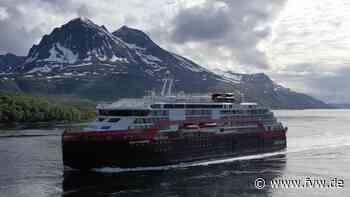 Neues Expeditionsschiff (mit Bildergalerie): Die Roald Amundsen setzt ökologische Maßstäbe - fvw.de