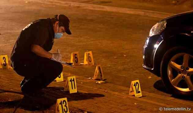 Ofrecen recompensa por información de responsables de doble homicidio en Titiribí - Telemedellín
