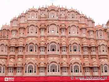 Bangunan Bersejarah Hawa Mahal yang Jadi Ikon Kota Jaipur | Indozone.id - Indozone.id