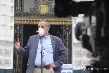 "Ricardo Burga sobre Mirtha Vásquez: ""Solita se está ganando la... - Caretas"
