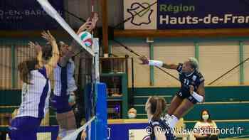 Volley (Ligue A féminine): Marcq a fini par dégoûter Venelles - La Voix du Nord
