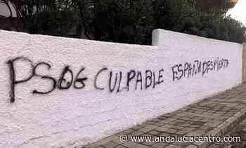 Denuncian pintadas en Archidona en contra del PSOE - Cadena SER Andalucía Centro